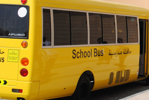 UAE-school-bus